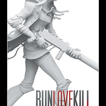 Eric Canete And Jonathan Tsueis RunLoveKill Announced At Image Expo