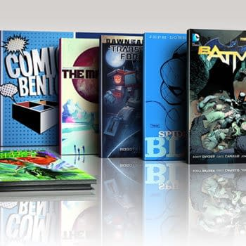 Comic Bento Brings Mystery Bundles Of Graphic Novels To Your Doorstep – Talking With Jeff Moss