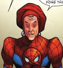 Now Aunt May Is Spider-Man. Sorry Spider-Maam.