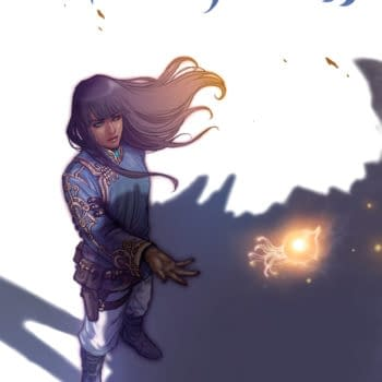 Marjorie Liu And Sana Takeda's Monstress, Announced At Image Expo
