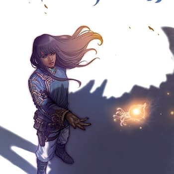 Marjorie Liu And Sana Takedas Monstress Announced At Image Expo