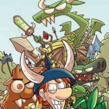 There Will Be Lines For Munchkin #1 In Comic Stores On Wednesday