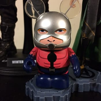 Ant-Man Shrinks From Screen To Your Toy Shelf