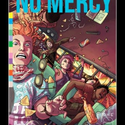 Alex De Campi And Carla Speed McNeil's No Mercy, Announced At Image Expo