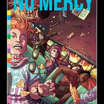 Alex De Campi And Carla Speed McNeils No Mercy Announced At Image Expo