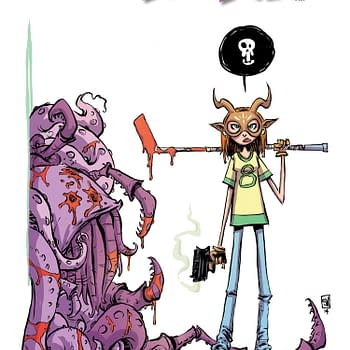 Skottie Young To Illustrate Cover Of Sinergy #5