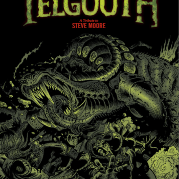 Alan Moore Writes Introduction To Steve Moore's Tales Of Telguuth