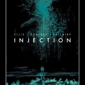 Preview: Warren Ellis And Declan Shalvey's Injection