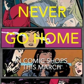 Advance Review: Black Mask's We Can Never Go Home – Sometimes Your Life Does Change Forever At 17