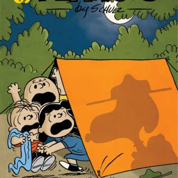 Peanuts #25 To Feature An Oversized Original Story