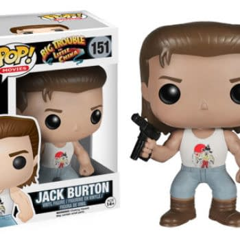 Funko Will Release Big Trouble In Little China Collectibles This February
