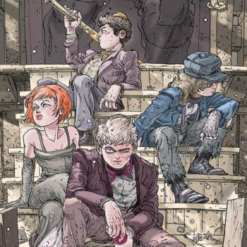 Critically Acclaimed Web Series, Bowery Boys Will Be Collected In Hardcover