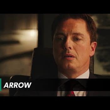 New Arrow Clip Answers Forgotten Mystery