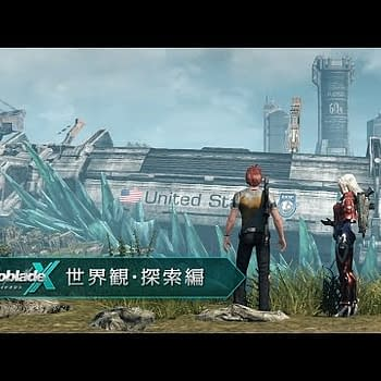 Watch 24 Minutes Of Xenoblade Chronicles X Showing Incredible Creatures And Vast Landscapes
