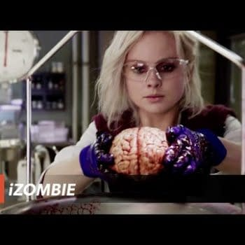 """CW Releases iZombie Trailer Called """"Keep Alive"""""""