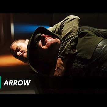 How They Made The Boxing Glove Arrow Happen