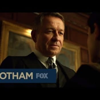 In The Latest Gotham Clips, Bruce Carries On Tradition While Fish Stands Her Ground