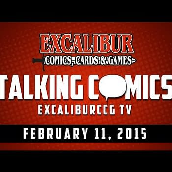 Talking Comics – Discussing This Week's Upcoming Titles From Darth Vader To Divinity And Empty, Plus Louisiana Comic Con
