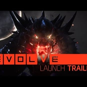 This New Evolve Trailer Is A Frantic Trip Through The Games Marketing