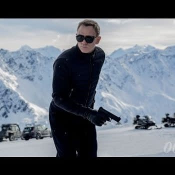 Behind The Scenes Footage From James Bond 24 / Spectre