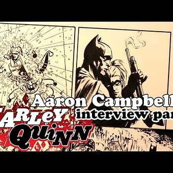Maxxs Super Awesome Comic Review Show &#8211 Aaron Campbell Talks Harley Quinn Southern Bastards The Walking Dead The Sculptor &#038 More