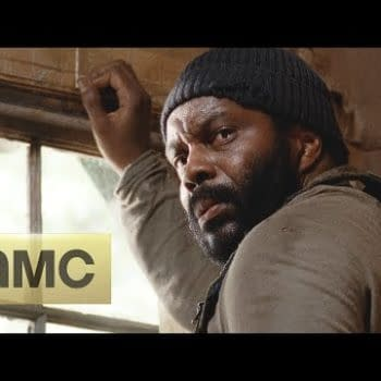 Behind The Walking Dead – A Look At Tyreese Williams