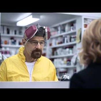 The Return Of Walter White As Sorta-Greg For Esurance Superbowl Ad