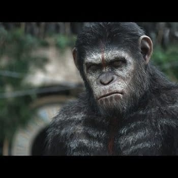 A Look At The VFX For Dawn Of The Planet Of The Apes