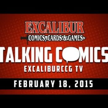 Talking Comics – Discussing This Week's Upcoming Titles From Silk, To Ei8ht, Secret Identities And More