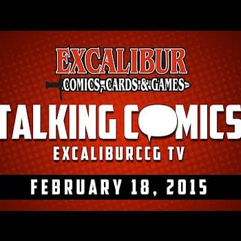 Talking Comics &#8211 Discussing This Weeks Upcoming Titles From Silk To Ei8ht Secret Identities And More