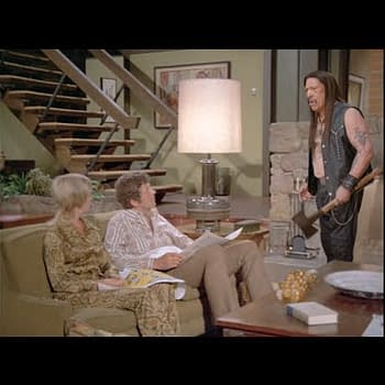 Could We Have An Entire Season Of Brady Bunch With Danny Trejo And Steve Buscemi Like In The Snickers Superbowl Ad