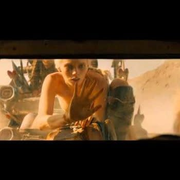 International Trailer For Mad Max: Fury Road Even Crazier