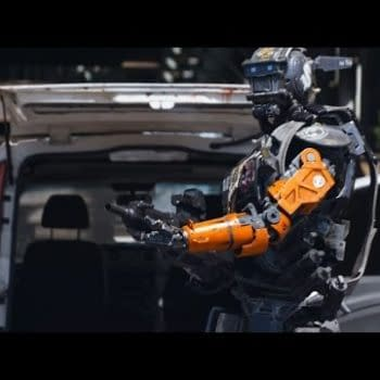 """""""Not My Fault"""" – Clip From Neill Blomkamp's Chappie"""