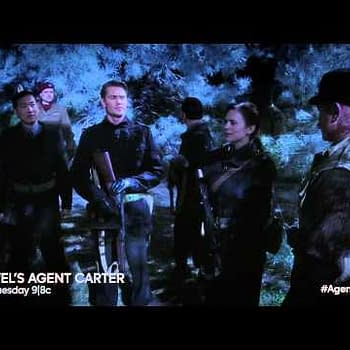 Peggy Carter And The Howling Commandos Head To Russia