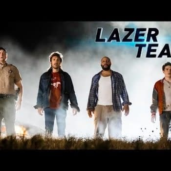 Rooster Teeth's Lazer Team gets Trailer