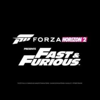 Forza Horizon 2 Getting Fast And Furious Stand Alone DLC Next Month