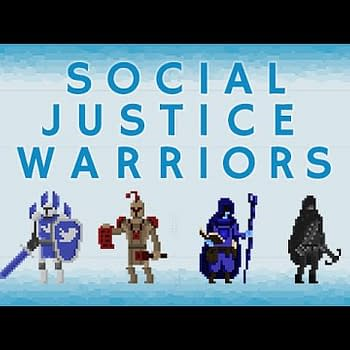 Social Justice Warriors Game Has You Fighting Internet Trolls
