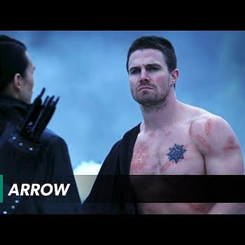An In-depth Look At The Fight Between Oliver Queen And Ras al Ghul