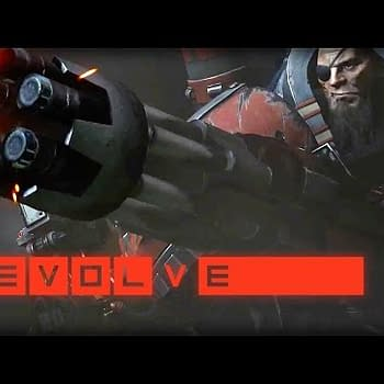 This Live Action Evolve Trailer Puts Players Front And Center