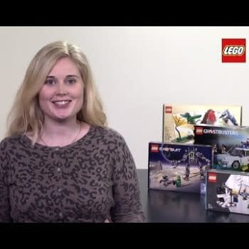 LEGO Doctor Who Is Coming