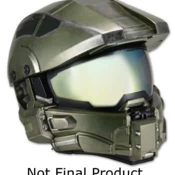 This Master Chief Motorcycle Helmet Is Pretty Dang Cool