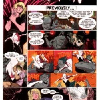 Spider-Gwen #1 Pirated In Full, Last Night