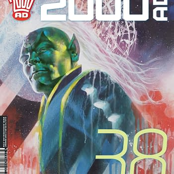 Preview This Week's 2000AD – Judge Dredd, Survival Geeks: Steampunk'd, Savage: Grinders, The Order, Tharg's 3rillers