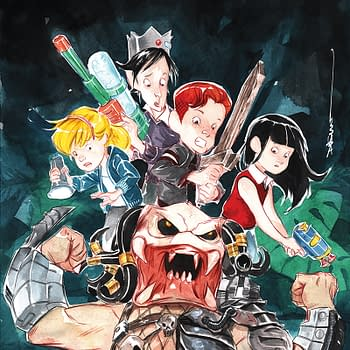 Archie Vs. Predator #2 Variant Covers By Robert Hack And Dustin Nguyen Revealed