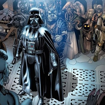 The Spotlight Is On The Dark Side In Darth Vader #1