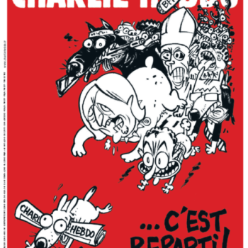 The New Charlie Hebdo Is Out Tomorrow