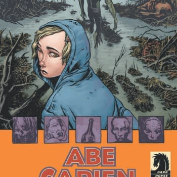 The Apocalypse Is Hard On The Kids – Preview Abe Sapien #20 Out This Week(UPDATE)
