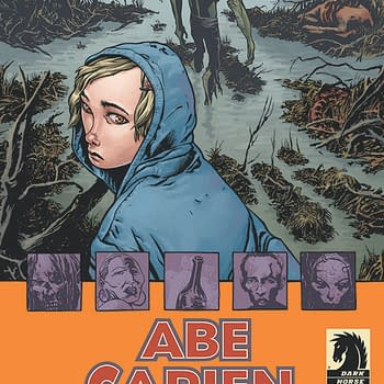 The Apocalypse Is Hard On The Kids &#8211 Preview Abe Sapien #20 Out This Week(UPDATE)