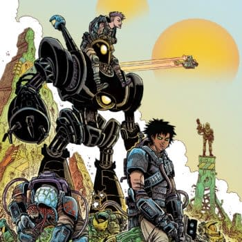 Advance Review: Compelling Characters And Intense Action In Cluster #1 From Boom! Studios