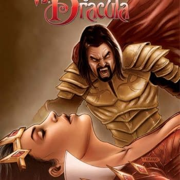 """""""I Probably Skew A Little Towards Dracula In The First Issue"""" – Troy Brownfield Talks Blood Queen Vs Dracula #2"""